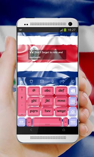 哥斯達黎加 TouchPal Theme 個人化 App-癮科技App