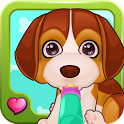 Cute Puppy Pet Care icon