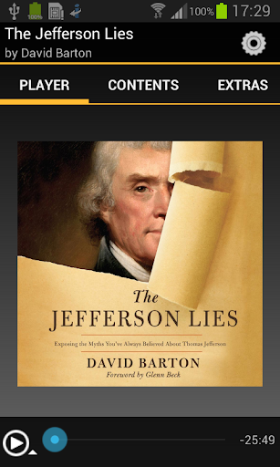 The Jefferson Lies D. Barton