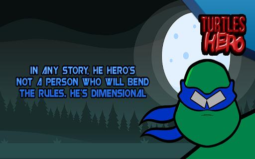 Turtles Heroes