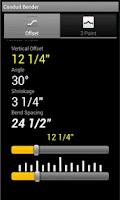 Screenshot of Conduit Bending Calculator