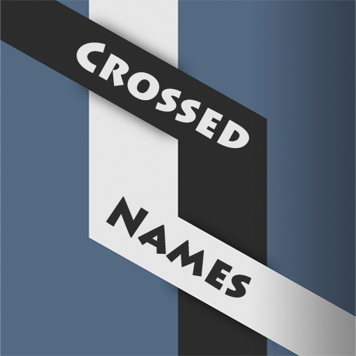 Crossed Names- screenshot