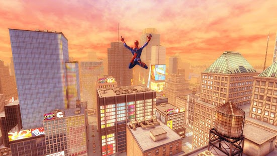 The Amazing Spider-Man Screenshot