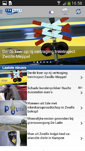 RTV Oost - screenshot thumbnail