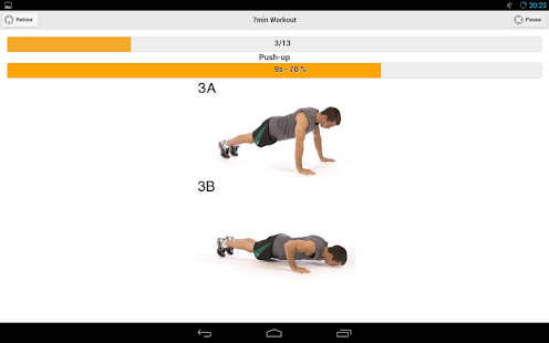 7 Minutes Workout- screenshot thumbnail