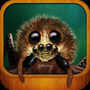 SpiderFRIEND - real scary pet 模擬 App Store-愛順發玩APP