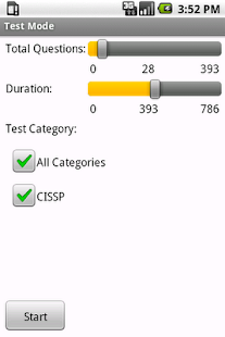 CISSP Exam Prep - screenshot thumbnail