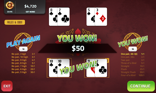 Showdown Poker - Google Play 앱 - 웹