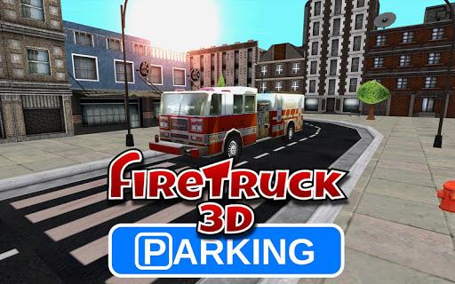 Top Fire Truck 3D Parking