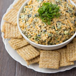 Cheddar Cheese & Curry Dip.