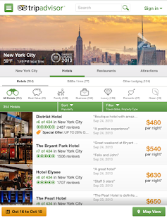 TripAdvisor Hotels Restaurants Screenshot 28