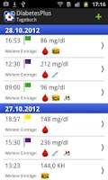 Screenshot of Diabetes Plus Type2