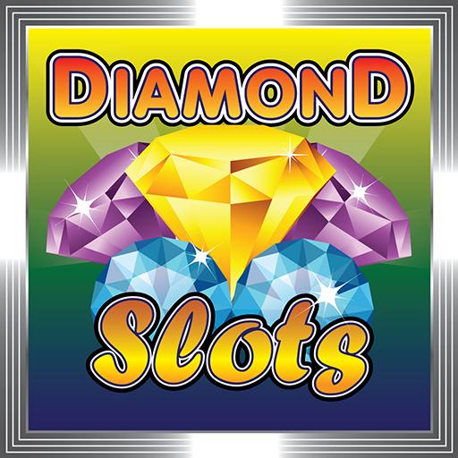 Diamond Slots Slot Machine LOGO-APP點子