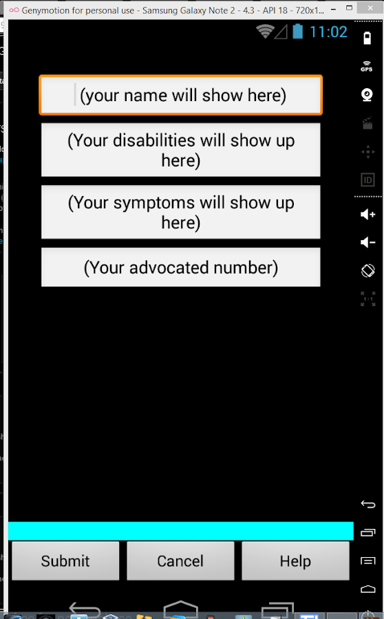 Disability card android apps on google play for Emergency numbers around the world