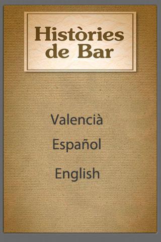 Histories de Bar