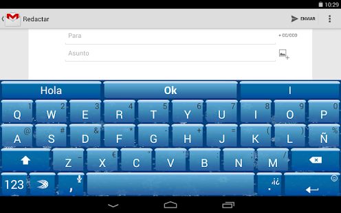 Teclado SwiftKey - screenshot thumbnail