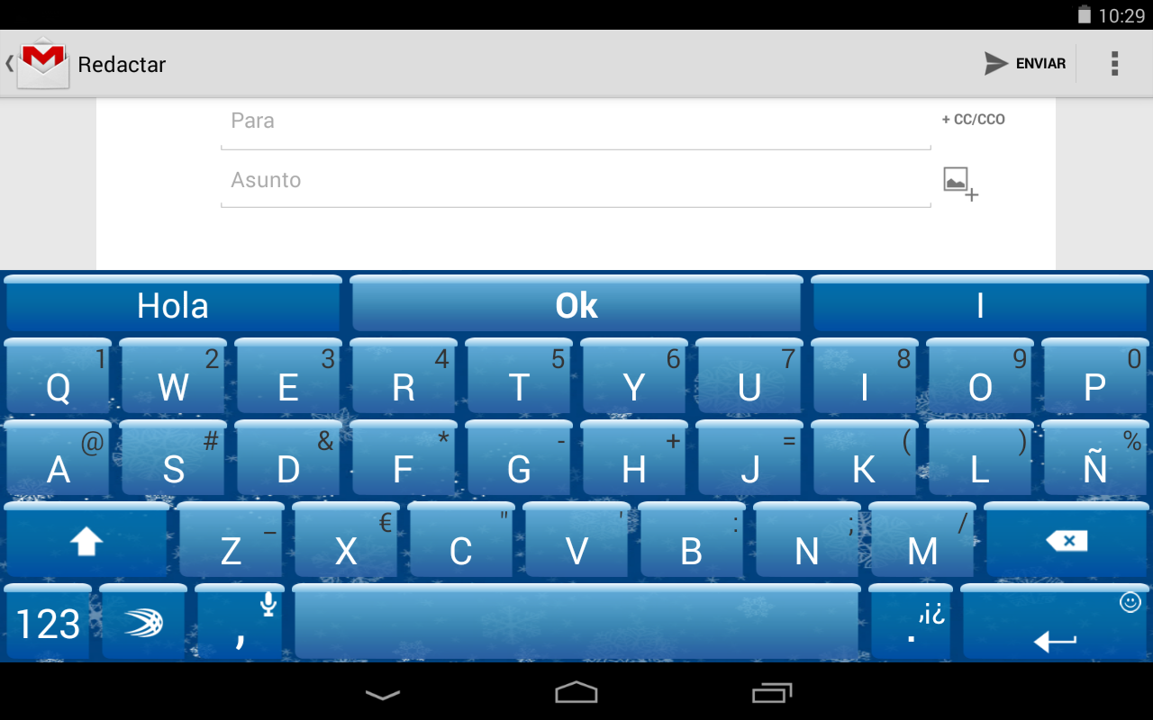 Teclado SwiftKey - screenshot