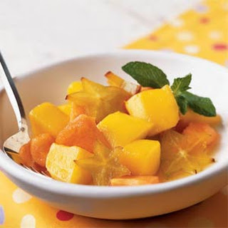 Tropical Fruit Compote