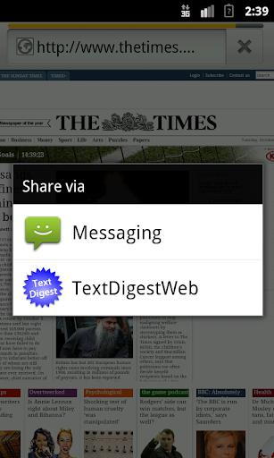 TextDigestWeb 1.3 Windows u7528 2