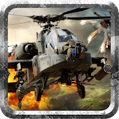 Helicopter Commando Battle 3D