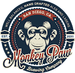 Logo for Monkey Paw Pub & Brewery