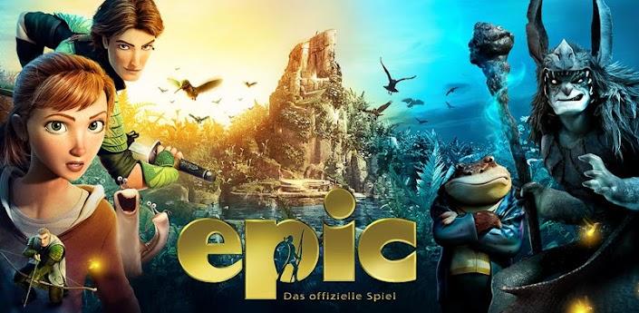 Epic ™- Verborgenes Königreich