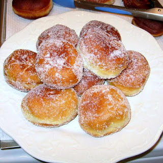 Polish Pączki Recipe - Polish Doughnuts