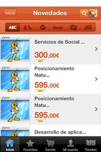 appCommerce- screenshot thumbnail