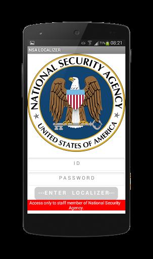 NSAローカライザー