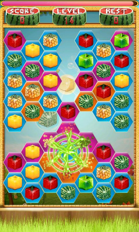 Fruit Swipe- screenshot