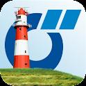 Ostfriesland App – Reiseführer logo