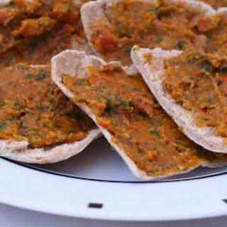 Sun-Dried Tomato Pesto or Spread.