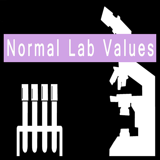 Normal Lab Values++ LOGO-APP點子