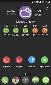 Chronus Flat Colors Icons v1.0