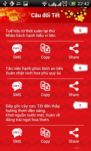【免費生活App】Tin nhắn chúc Tết 2015-APP點子