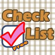 Very easy check list - Free