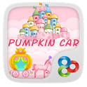 Pumpkin Car GO Launcher Theme icon