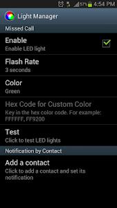 Light Manager - LED Settings v5.7