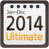 Calendar Widget 2014 Ultimate