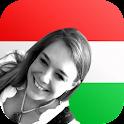 Talk Hungarian logo