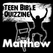 Teen Bible Quiz 2012