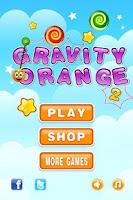 Screenshot of Gravity Orange 2