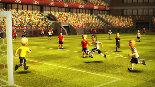 Striker Soccer Euro 2012 Pro  screenshots 8
