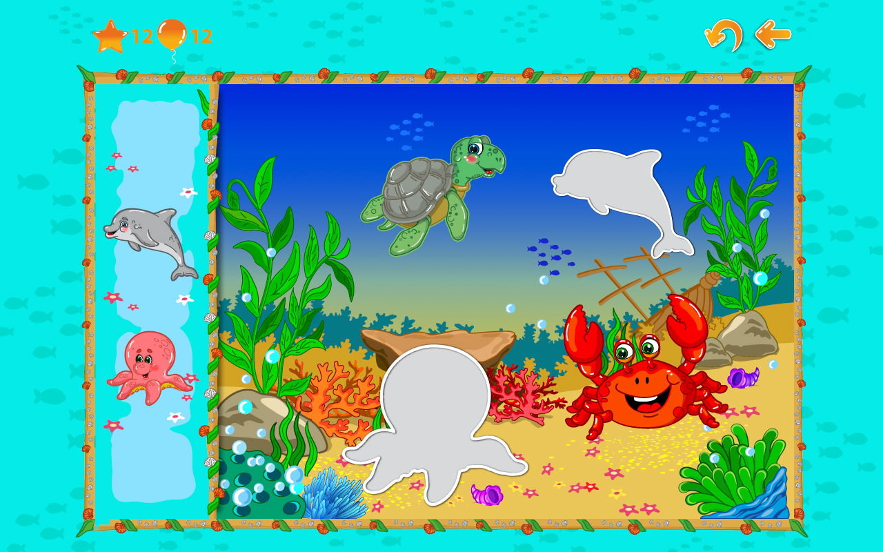 Animal puzzles for toddlers 1+ screenshot #14