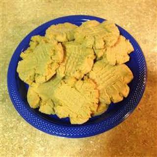 Peanut Butter Cookies V.