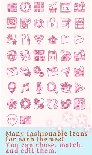 icon & wallpaper-Sakura Sky- 1.0.0 Windows u7528 4