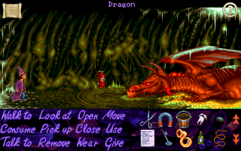 Simon the Sorcerer Screenshot 13