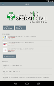 Farmacia Già Spedali Civili screenshot 0