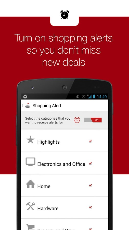 Shopfully - Weekly Ads & Deals - screenshot
