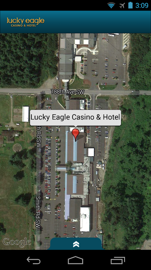 Lucky Eagle Casino- screenshot